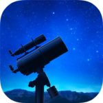 Astronomy Apps for iPhone - Observer Pro - Astronomy Planner iOS app icon