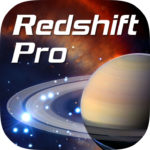 Astronomy Apps for iPhone - Redshift Pro Astronomy iOS app icon