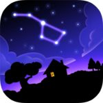 Astronomy Apps for iPhone - SkyView Lite iOS app icon