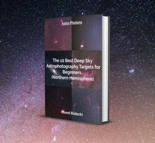 Astrophotography For Beginners eBook