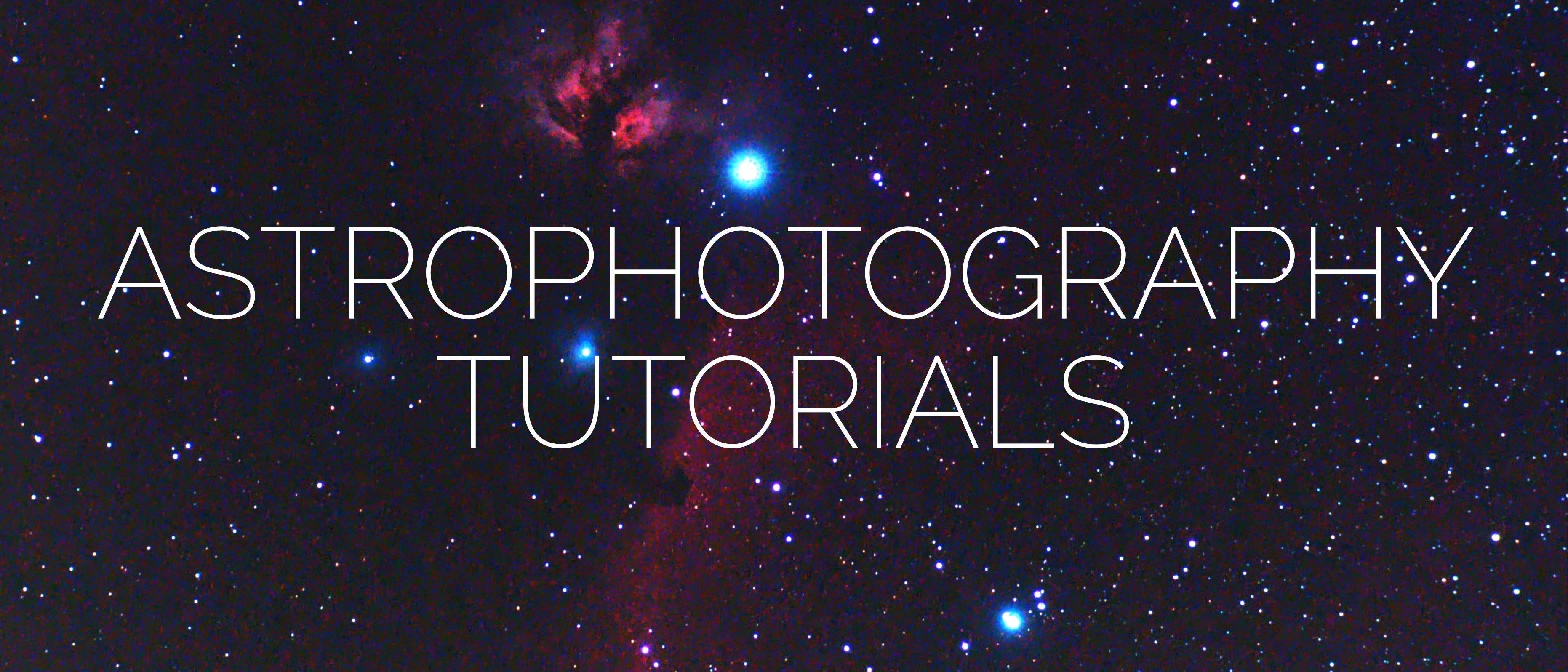 Astrophotography Tutorials, Reviews, Guides, and Targets